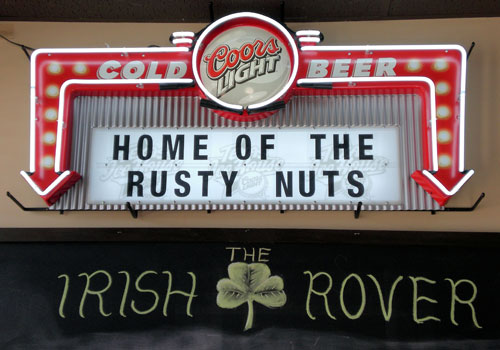 Home of the Rusty Nuts